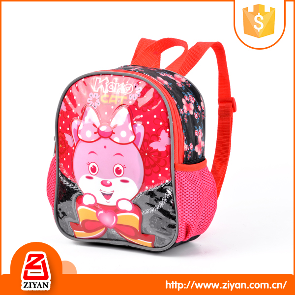 children wonderful shape kawaii elementary school bag for kids