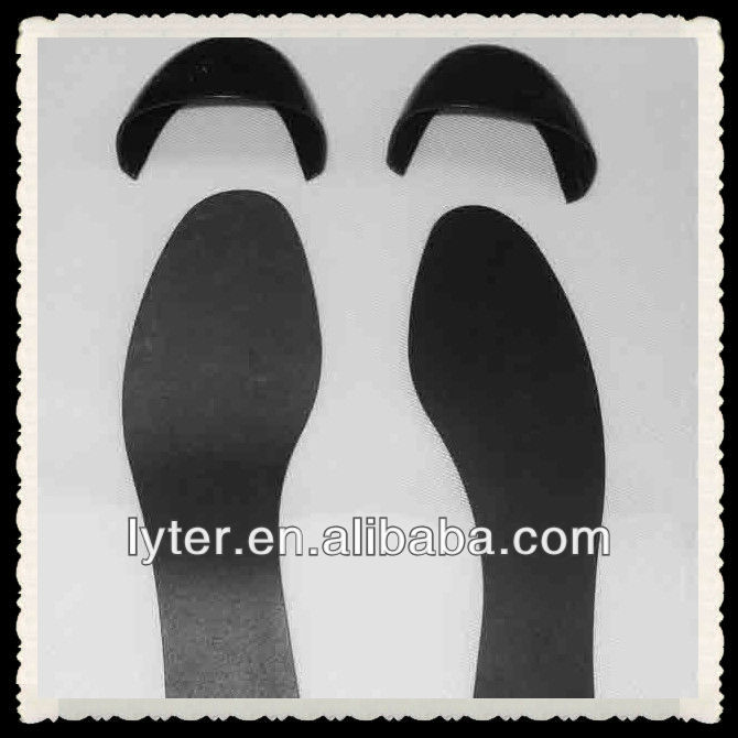 Penetration steel insoles for safety shoes