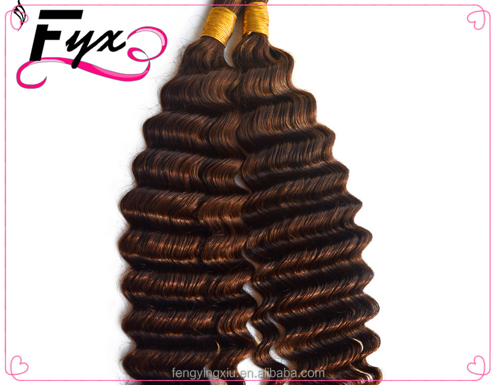 2PC Brazilian Curly Virgin Hair Bundles Brazilian Virgin Hair Weave,Human Braiding Hair Bulk,8A Unprocessed Virgin Hair Natural