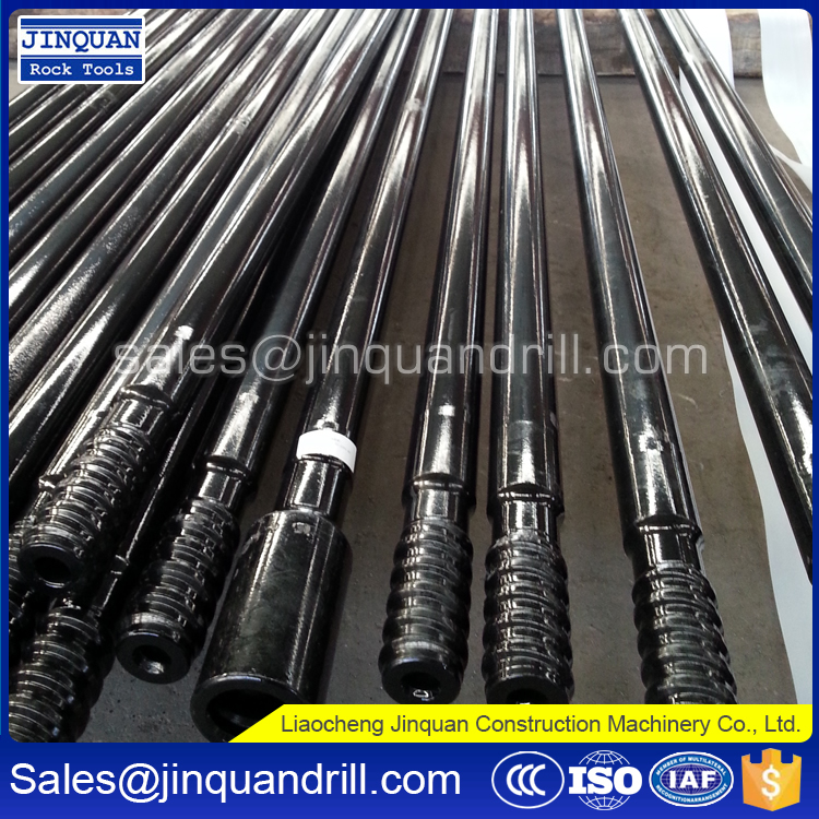 Manufacturer directly supply rock drilling tools/extension rod , atlas copco drill rod for sale