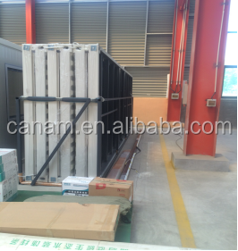 EPS sandwich panel shopping container /container box /container sentry box