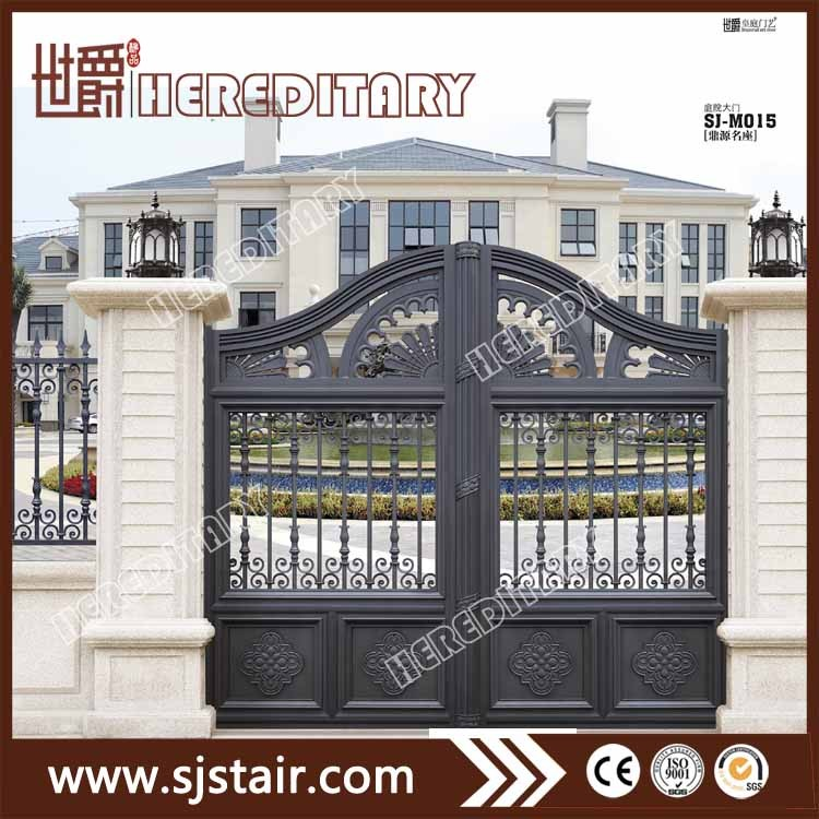 Latest Indian House Main Gate Designsnew Design Wrought Aluminum