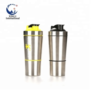 Free Sample 700ml Water Bottle Best Selling Products Protein shaker Bottle Camping Bottle