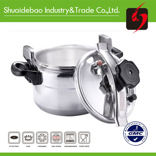 2017 New food grade japan pressure cooker