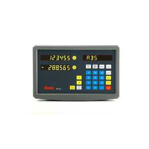 Very cheap price 24V PLC linear scale and multi-function EDM digital readout DRO 2 axis readout