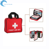 CE ISO FDA Approved OEM for Home Travel Sports Camping Hiking Survival Medical refill First Aid Kit For Car