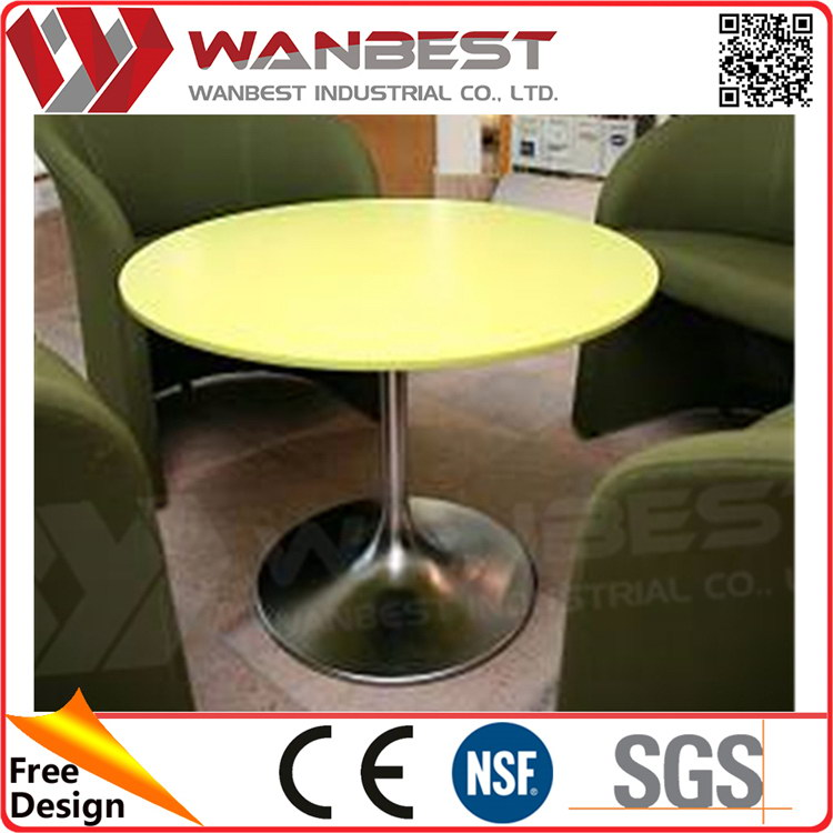 Unique style best belling square round extension dining table