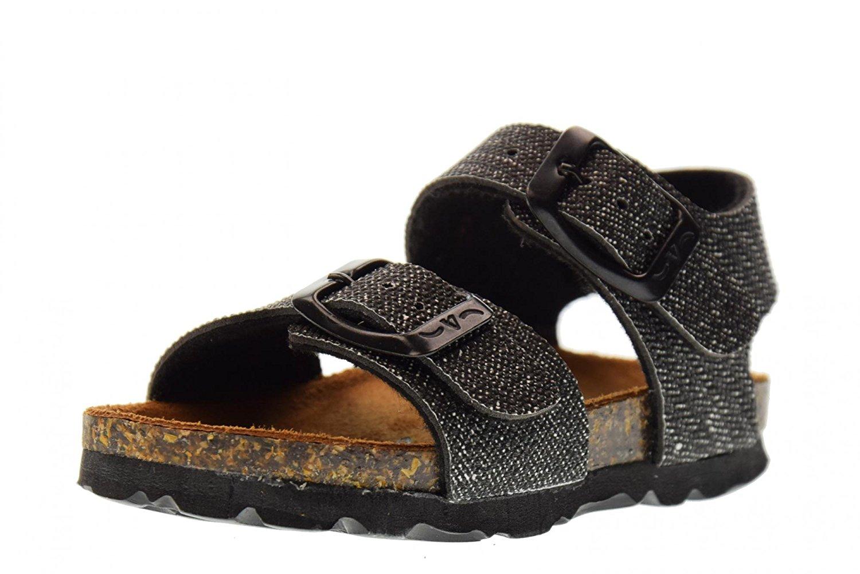 c2a7a8a8671 Get Quotations · VALLEVERDE Baby Shoes Sandals G51805J Black (20 27)