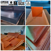 bakelite XPC electrical insulation board China phenolic paper cloth laminated sheet manufacturer