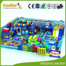 New arrival simple design kids innovative games playground with many colors