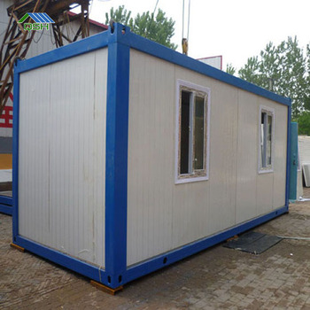 Prefabricated Portable Folding Flat Pack Best Shipping Container