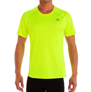 OEM dry fit sport t shirt, breathable material and reasonable price