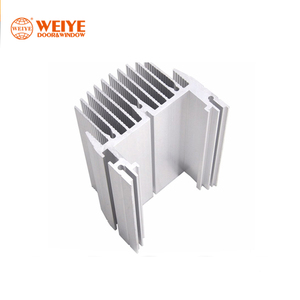 2019 New 6000 Series LED Brunei Aluminum Profile Heat Sink led tube profile