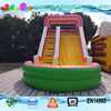 China supplier directly sale adult size PVC tarpaulin giant inflatable water slide for sale