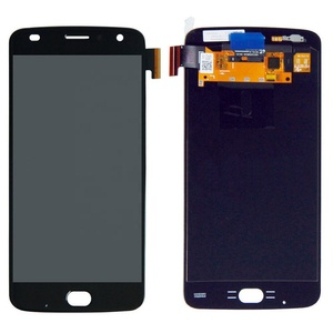 Image of For Motorola Moto Z2 Play XT1710 LCD Screen Display Touch Digitizer Assembly Black White