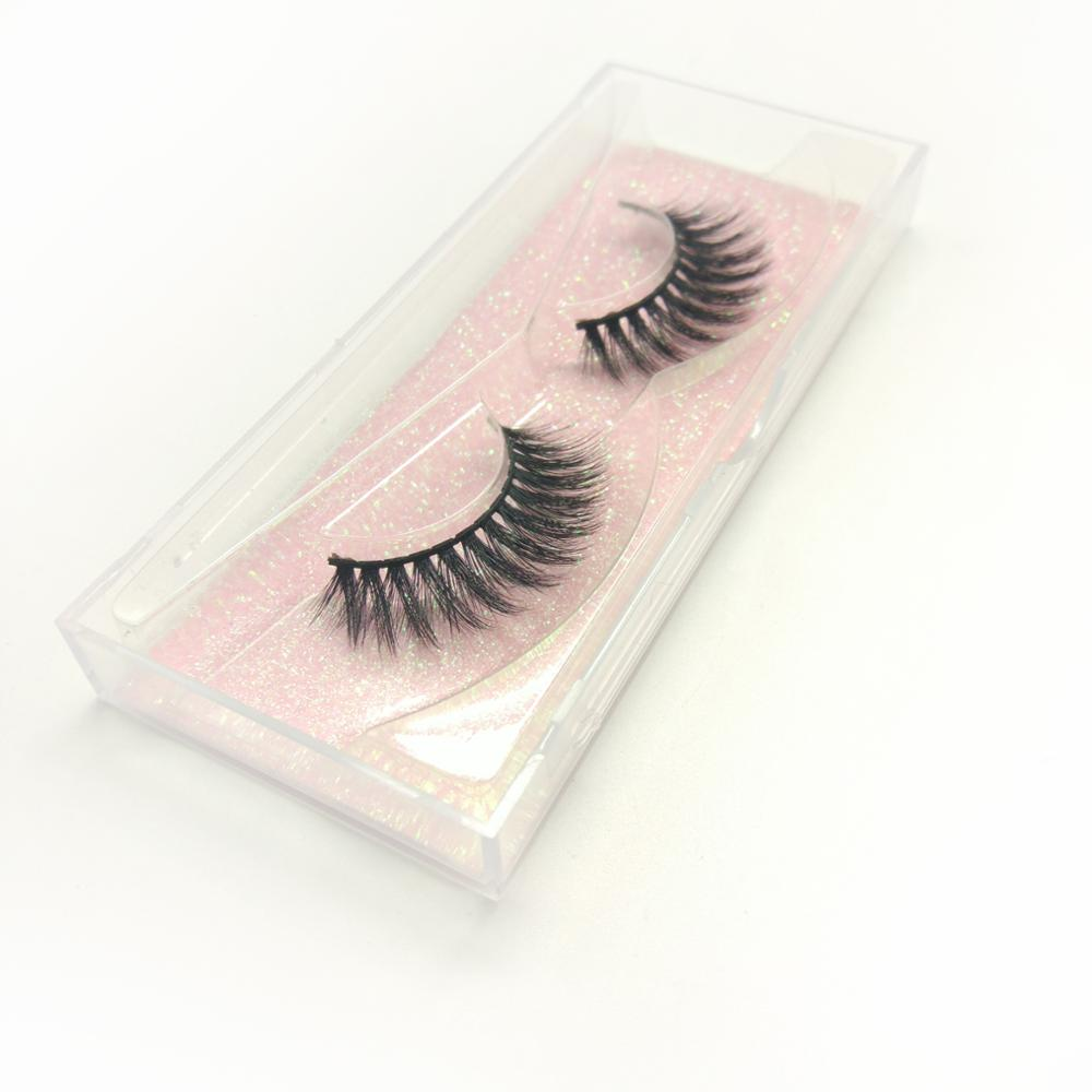 2602cb2272f Alibaba Best Sellers Eye Lashes Round Lash Box Eyelash Packaging, View High  Quality Round Eyelash Packaging, Bameier or your own box Product Details  from ...