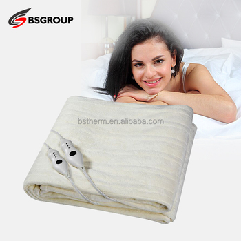 Two Controller Eight Temperature Soft Super King Size Duvet