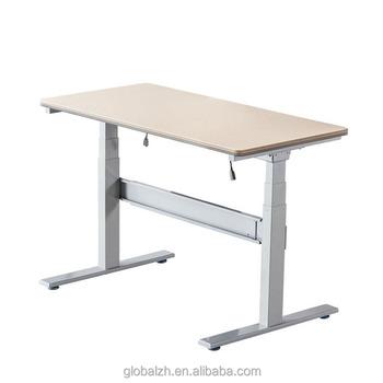 Jambes Electrique Ergonomique Bureau Hauteur Reglable Table Buy