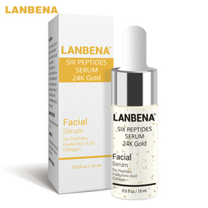 LANBENA 24K Gold Anti-Aging Moisturizing Skin Care Whitening Brighten