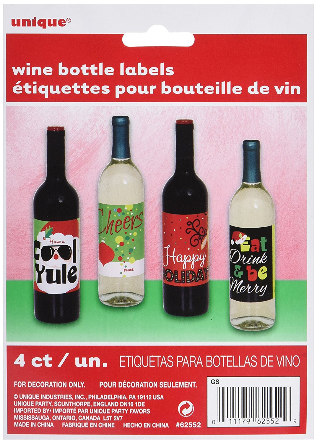 Cheap Christmas Wine Labels, find Christmas Wine Labels deals on ...