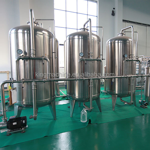 Waste water treatment equipment / filtering system