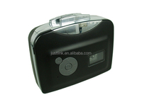 Ezcap230 USB cassette tape to MP3 converter, record and player, with Playback