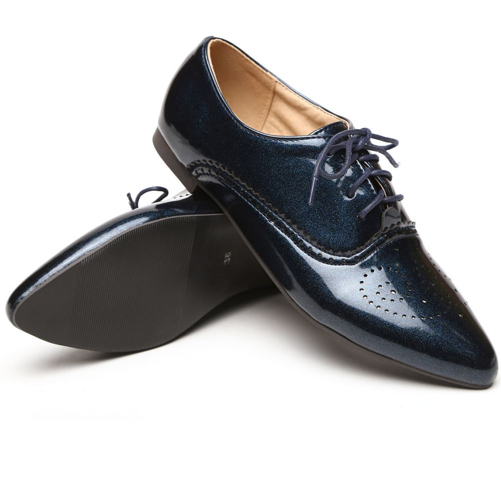 Oxford Shoes Brand Women