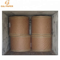 Top Quality Coated MG Papel Kraft Roll
