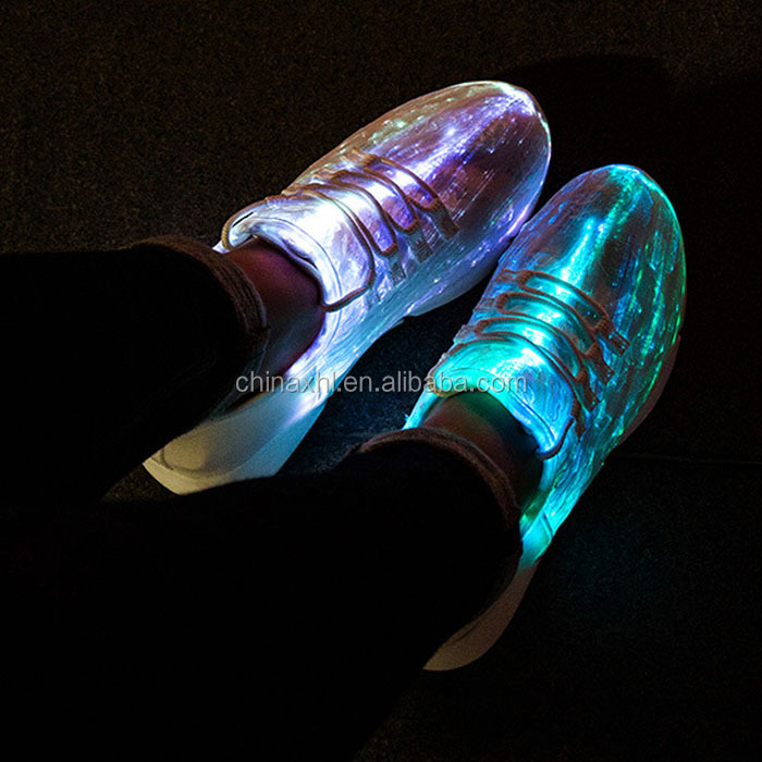 Light Factory Shoes Wholesale Running LED 7zAxRz