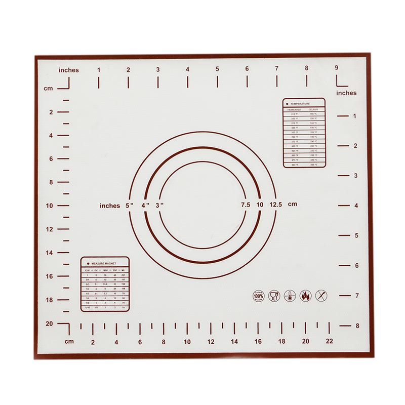 Nonstick सिलिकॉन पेस्ट्री चटाई पाक चटाई सेट माइक्रोवेव सिलिकॉन macaron 40x60 cm बड़े आकार आटा चटाई खाद्य ग्रेड ptfe लाइनर
