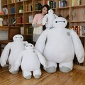 Hero Baymax 60cm 50 40 30cm Big Hero 6 Cartoon Stuffed Toys Super hero Marines brinquedos