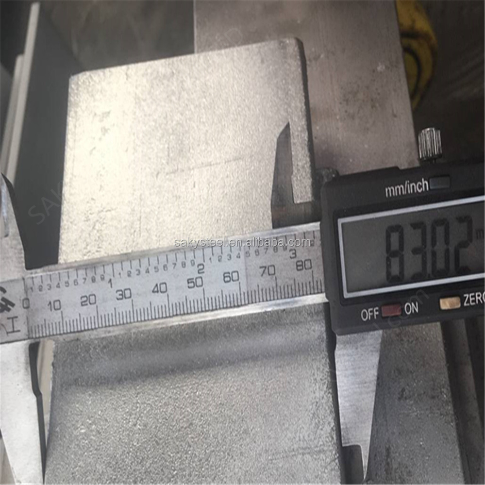 2mm stainless steel 416 flat bar