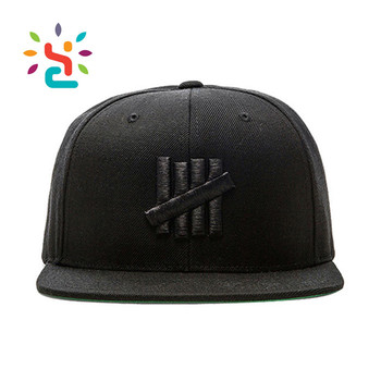 Custom Puff 3d Embroidery Snapback Yupoong Caps Hats Wholesale ... e92f33a3400c