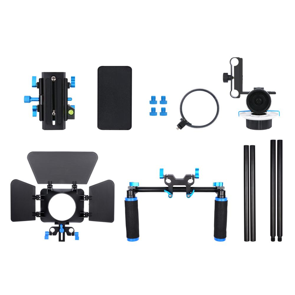 dslr shoulder rig kit