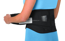 Premium Quality Lumbar Support Back Brace with Removable Pad for Lower Back Pain Relief - Support Belt for Sciatica,ect