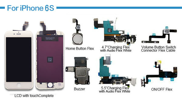 Iphone 5 Samsung Replacement Parts Diagrams Simple Electronic