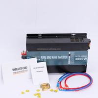 3000 w, 50 HZ/60 HZ, 12 V/24 V/48 V/110 V-110 V/120 V/220 V/230 V 240 V dc-ac pure sine wave power inverter, 3000 w