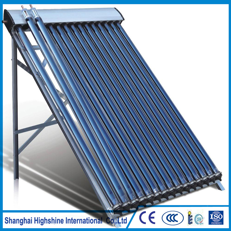 Best selling items popular solar heater Solar Keymark Approved Pressure Evacuated Tube Collectors