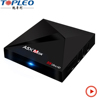 Best HD 2.0a 4k@60Hz android 9.0 kd 17.3 4gb ram rockchip 3328 android tv box