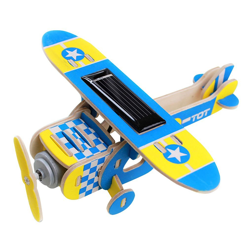 Cheap Solar Child Find Deals On Line At Alibabacom Bullet Train Educational Diy Kit Get Quotations Powered Aircraft Wood Plane 3d Puzzles Wooden Jigsaw