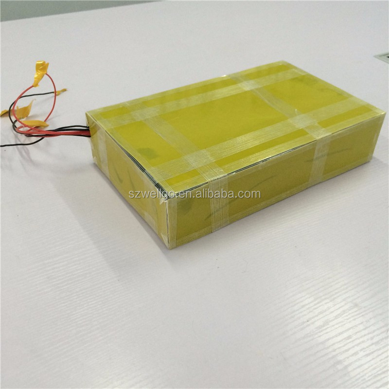 48V 20AH Lithium ion battery pack with 30A BMS 54.6V 2A charger for 1000W Electric Scooter Bike