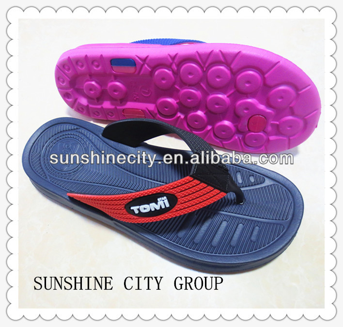 FASHION BEACH EVA SLIPPER LEISURE FLIP FLOPS