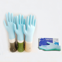 Medical consumables,Disposable medical device nitrile gloves