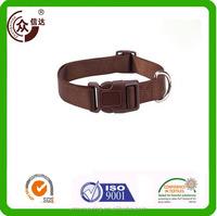 2016 Latest Design Bulk Pet Custom Wholesale durable Dog Collars with weave collar