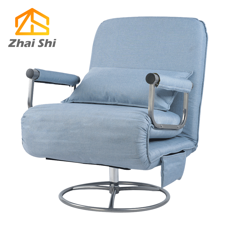 2017 Adjustable Folding Lazy Sofa Chair Creative Sofa Swivel Chair - Buy  Single Sofa Chair,Office Sofa Chair,Rotating Sofa Chair Product on ...