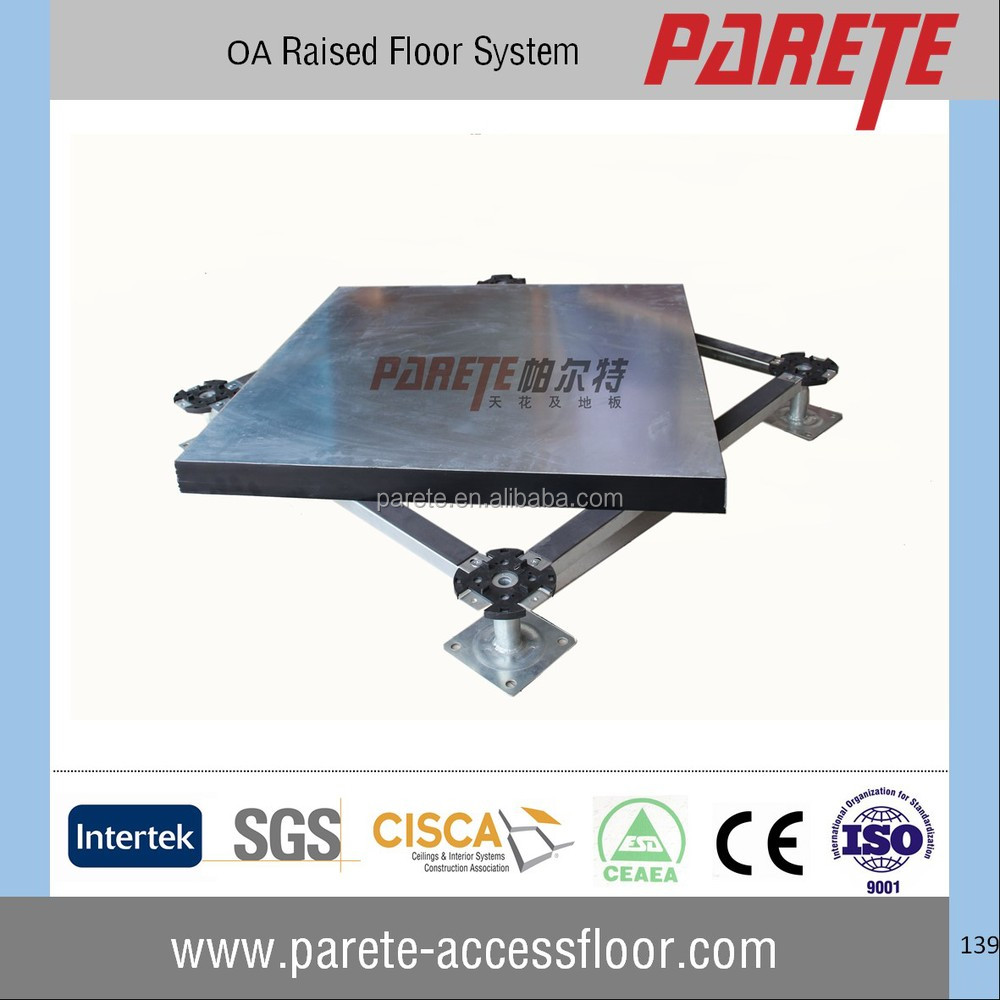 OA 600 particle board raised floor