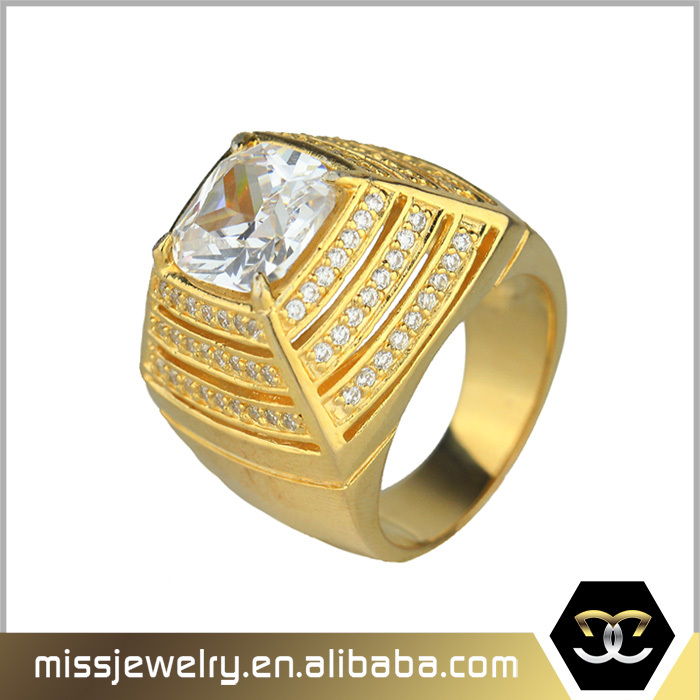 Missjewelry latest gold finger ring designs for men dubai gold ...