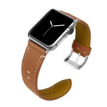 New fashion 42 미리메터 가죽 Watch Band Strap 대 한 Apple Watch
