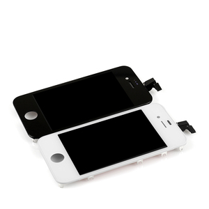 mobile phone spare parts guangzhou for iphone4 lcd digital display,for iphone 4 lcd touch screen with digitizer