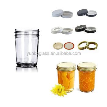 Cooling Juice Canning Jars 8oz Mason Jars,Cheap Mini Jam Jars,Gift Glass  Jars For Sale High Quality - Buy Cool Canning Jars,Personalized Canning